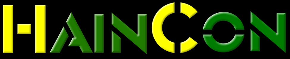 Grafik: HainCon Logo (normal groß)