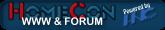 Grafik:HomeCon & HNC Logo