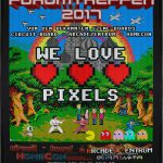Grafik: Werbeposter Forumtreffen 2017