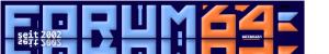 Bild: Logo Forum64
