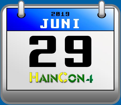 Bild: Eventkalenderblatt HainCon 4